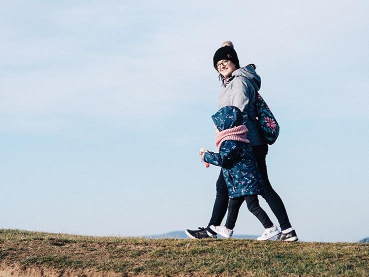英語 散歩 する